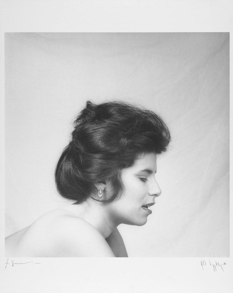 VV by Mapplethorpe